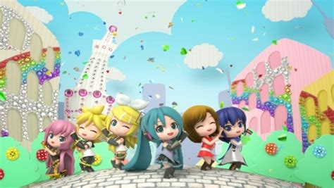 theme line vocaloid what to expect from hatsune miku project mirai remix