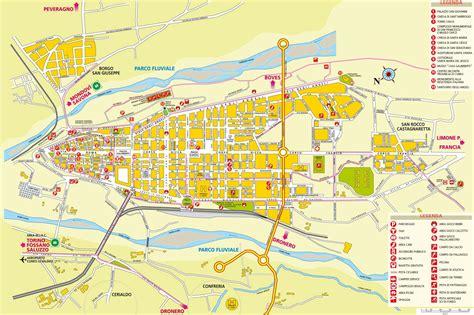 comune di cuneo portale istituzionale mappa