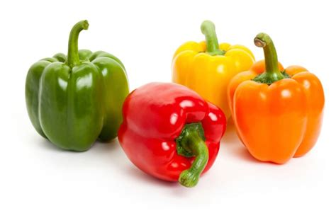 Bibit Paprika Bell Pepper the top ten health benefits of bell peppers