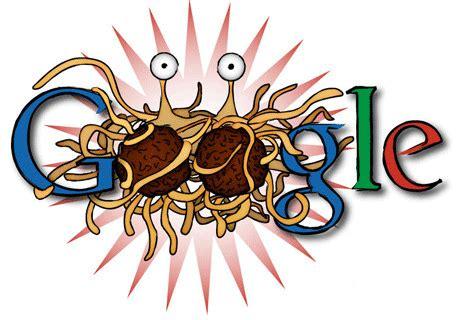 doodle religion flyvende spaghetti doodle
