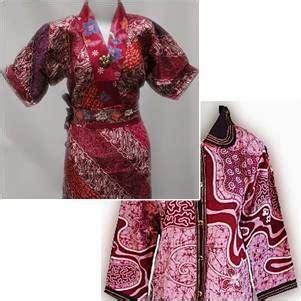 desain baju batik wanita 2013 model desain baju batik wanita kerja dan kantor