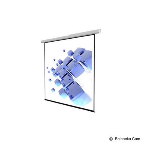 Manual Screen Murah 84 Inci World jual screenview wallmount 84 inch mwssv2121l murah bhinneka
