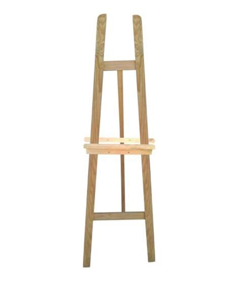 Standing Easel 3 In 1 Best Price skyhawk brown wooden 5 easel stand buy at
