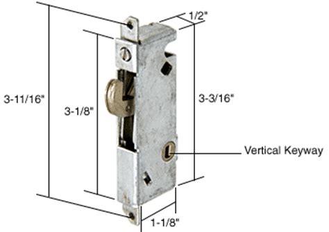 Sliding Glass Door Locks Can Be Replaced Heres How Patio Door Lock Repair