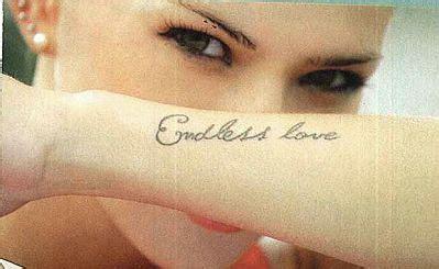 imagenes de tatuajes con la frase amor eterno banco de imagenes y fotos gratis tatuajes de frases parte 1