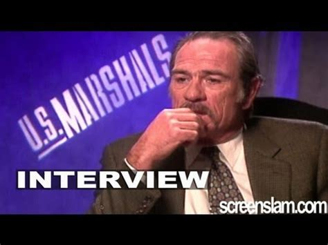 tommy lee jones fallon interview u s marshals tommy lee jones quot marshal samuel gerard