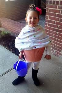Cupcake Paper Flowers - 50 creative homemade halloween costume ideas for kids