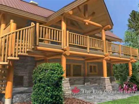 astoria log home design by the log connection astoria round log post and beam home by the log connection