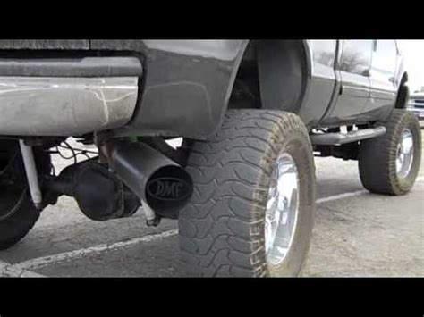ford    diesel mbrp exhaust youtube