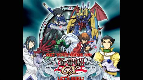 theme windows 7 yugioh yugioh gx excited duelist theme gx version youtube