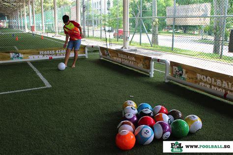 pool soccer singapore poolball singapore
