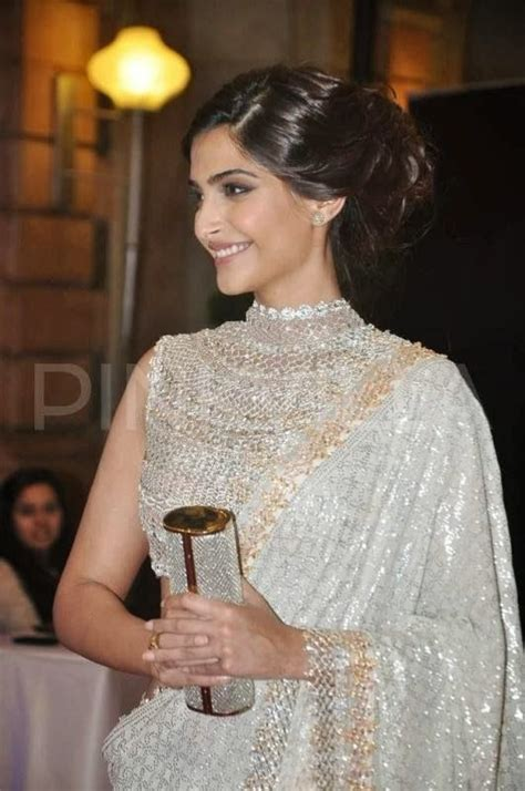 sonam kapoor hairstyles in saree 244 best images about wedding inspirations on pinterest