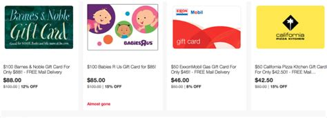Cheap Ebay Gift Cards - cheap gift cards with 8 ebay bucks targeted points miles martinis