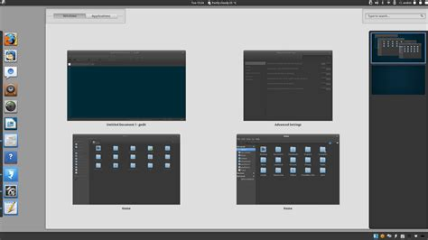 gnome themes webupd8 selene a cool quot almost dark quot gtk3 theme based on