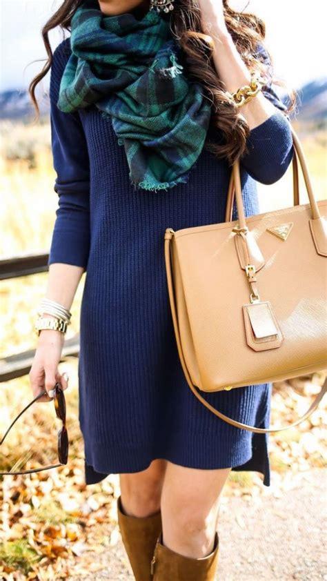 wear a knit how to wear a knit sweater dress 2018 fashiontasty
