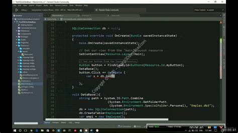 xamarin tutorial udemy دانلود xamarin android development with f and c learn