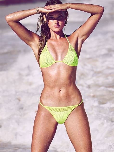 Elsa Hosk Victoria S Secret Bikini March