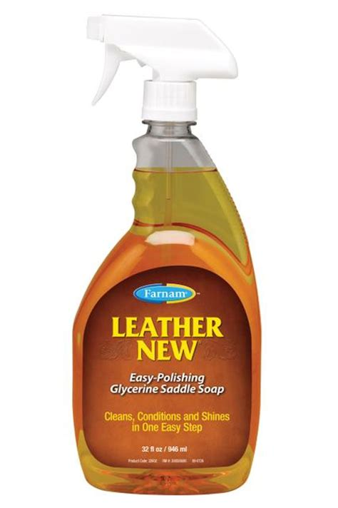 New Leather farnam leather new 174 glycerine saddle soap leather care