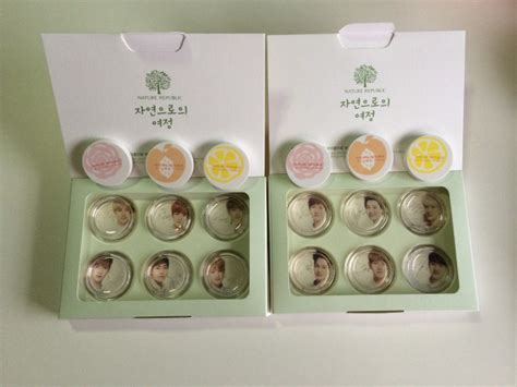Harga Nature Republic Lip Balm Exo nature republic exo lip balm set 171 pandora stage