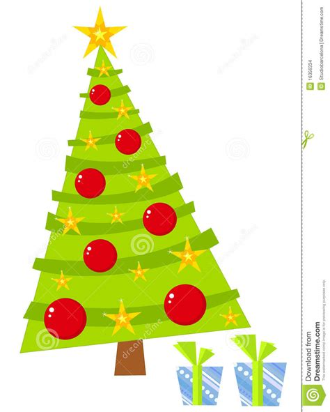 lustiger weihnachtsbaum tree stock images image 16356334