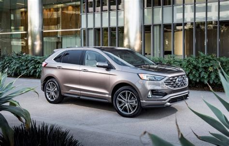 2020 Ford Edge by 2020 Ford Edge Colors Changes Interior Release Date