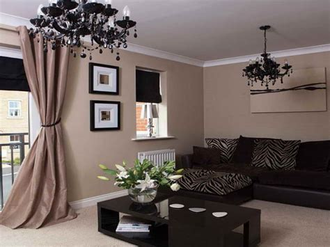 living room black sofa neutral living rooms decoration
