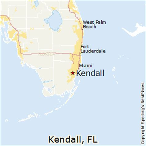 zip code map kendall florida best places to live in kendall florida