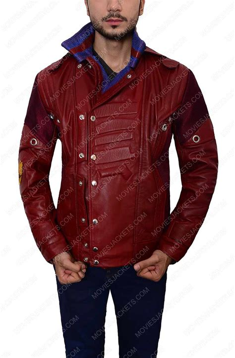 star lord guardians   galaxy peter quill jacket