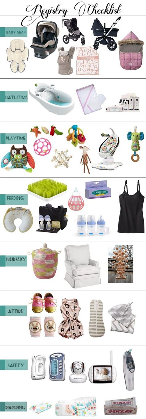 Things To Put On Baby Shower Registry by Baby Registry Baby Registry Checklist And Babies On