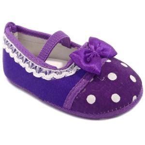 Sepatu Balet Bayi Prewalker Pink 9 balet