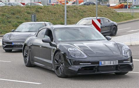 Porsche Top Speed by 2020 Porsche Taycan Top Speed