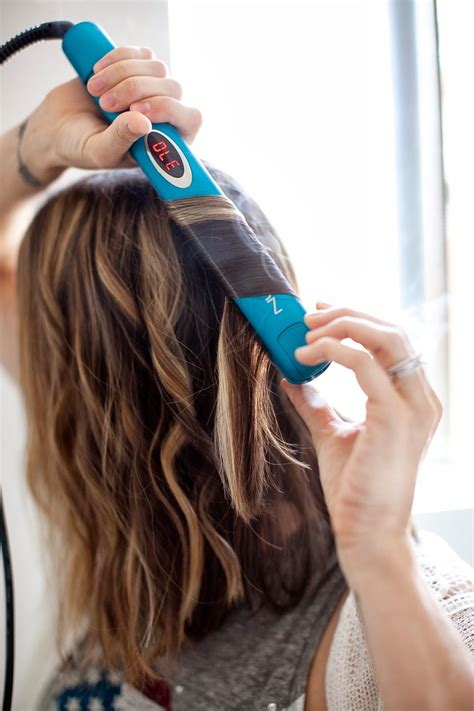 easy hairstyles method inspiring no heat beach waves overnight for short medium