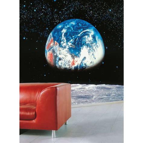 Komar 74 In X 106 - komar 106 in x 153 in earth moon wall mural 8 019 the