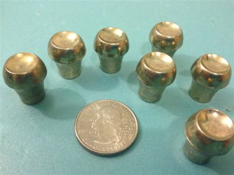 Small Brass Drawer Knobs by Keeler Dimpled Knob Drawer Pull Small Brass Knob Furniture