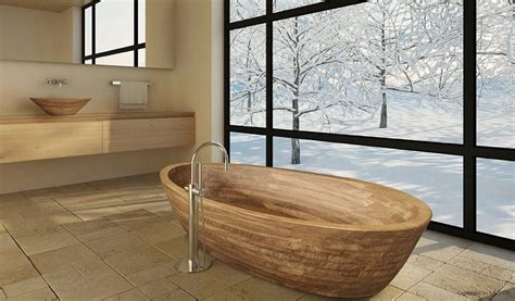 vasca da bagno legno vasca da bagno in legno ecco alcuni fantastici modelli