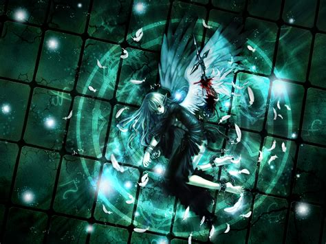 wallpaper anime original angel s prison wallpaper and background image 1600x1200