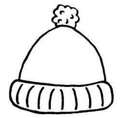 simple winter hat coloring pages coloring sun