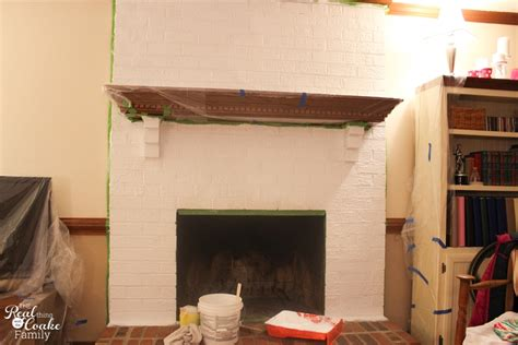 easy fireplace makeover my exceptionally easy and dramatic fireplace makeover