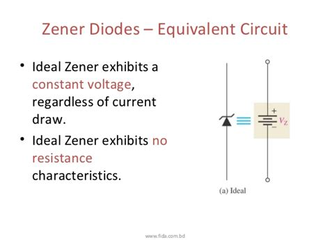 diode constant resistance eee201 lecture 6 www fida bd