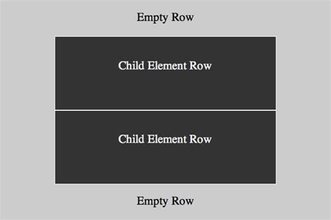 Center Table Css by How To Vertically Center Unknown Rows Of Content Inside A