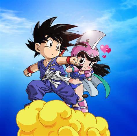 imagenes goku enamorado especial san valentin 10 parejas de anime de todos los tempos