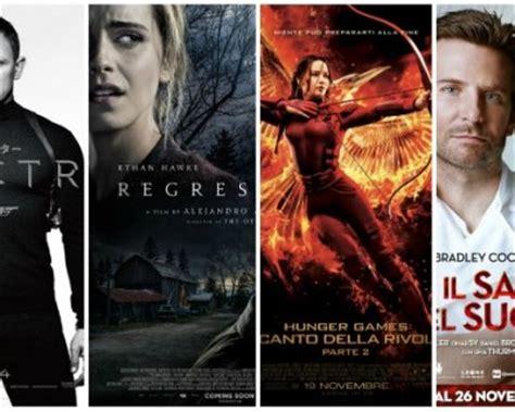 film usciti nel 2015 film in uscita novembre 2015
