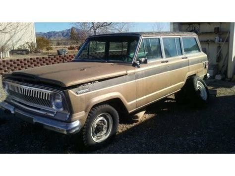 jeep wagoneer for sale jeep wagoneer for sale on classiccars com