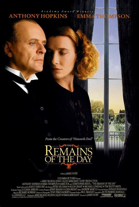day where was it filmed the remains of the day 1993 filmaffinity