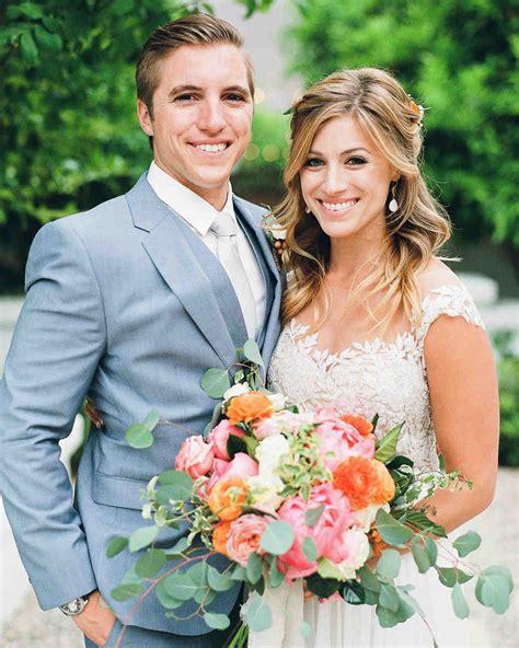 Wedding In by A Bright Wedding In Arizona With Boho Touches Martha