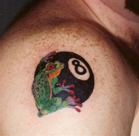 8 ball tattoo meaning 24 best 8 images on ideas