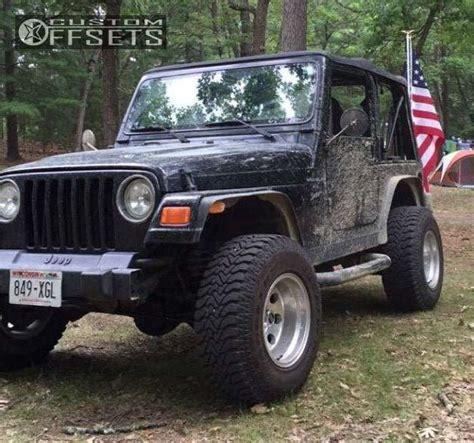 jeep wrangler stance wheel offset 2000 jeep wrangler hella stance 5 leveling