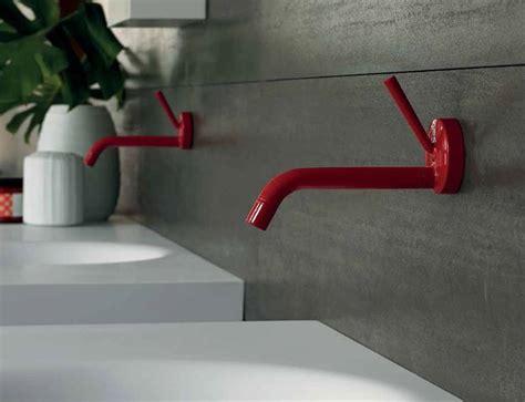 rubinetti bagno zucchetti rubinetteria zucchetti celebra il colore rubinetteria