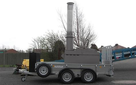 mobile mobile mobile incinerators portable waste solutions by inciner8