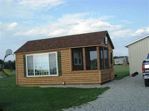 Portable Cabins Rent To Own by Columbus Ohio Cing Cabin Portable Cabins Log Cabins
